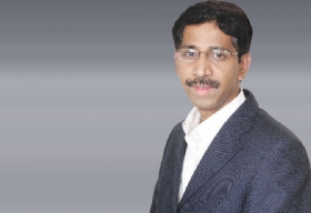 Sathya Prasad Rai, Co- Founder & CEO, Sanovi Technologies